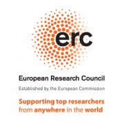 Funded by the ERC